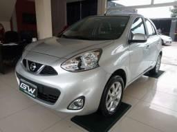 Nissan MARCH 16SV CVT