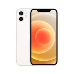 Título do anúncio: Iphone 12 - 128gb branco lacrado