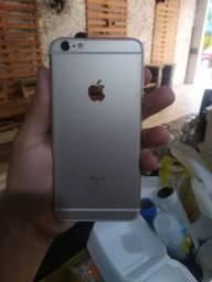 Título do anúncio: iPhone 6s plus Em bom estado