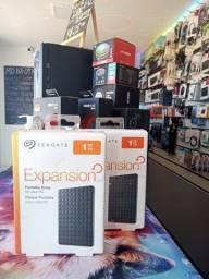HD Externo Portátil 1TB R$ 349,90