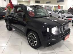 Jeep Renegade Longitude 1.8 automatico top de linha