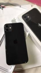iPhone 11 preto 64gb impecavel