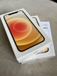 Título do anúncio: iPhone 12 - 64gb mini - Lacrado branco