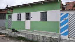 Vendo casa com 2  kit net   100000