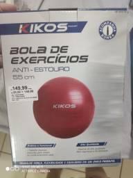 Título do anúncio: Bola de exercícios Pilates, yôga com bomba