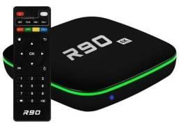 Tv Box R90 Smart Tv 8k Youtube 32gb Rom 4gb Ram