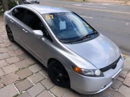 Civic lxs 2007 automático