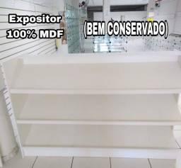 Expositor Dupla Face 100% MDF (Conservado)