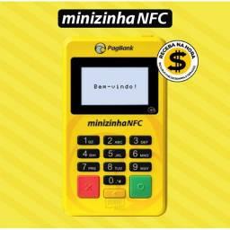 Minizinha NFC Bluetooth PagSeguro Nova