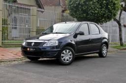 Título do anúncio: Renault Logan Authentique 1.0 16V (flex)