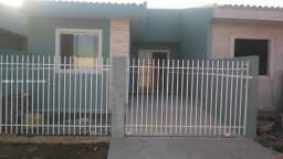 Casa para Venda em Ponta Grossa, Castanheira, 2 dormitórios, 1 banheiro