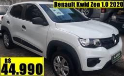 Título do anúncio: Renault Kwid Zen 1.0 2020