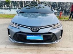 Título do anúncio: Toyota Corolla xei 2.0 2020 VVT Direct Shift