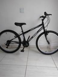 Bicicleta de marcha aro 24 em ótimo estado de conservação