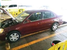 Civic automático 2003/3