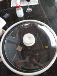 Panela grill  eletrica