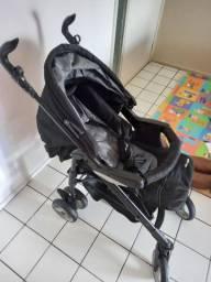 Carrinho de Bebê + Bebê conforto - Infanti
