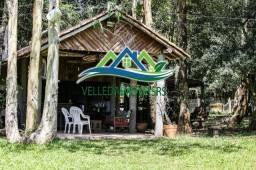 Velleda oferece belíssimo sítio 2,5 hectares ideal para lazer e moradia