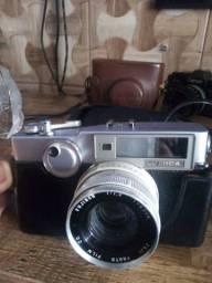 Câmera antiga para colecionandor