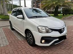 Toyota Etios 1.5 Platinum