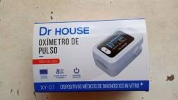 Oxímetro Digital De Dedo Dr House Tela Led (Somente Venda)