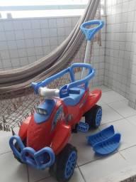 Moto (quadriciclo) infantil calezita