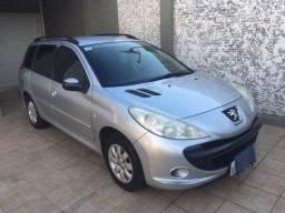 Título do anúncio: Peugeot 207 Sw Xr 1.4 8V - 2009 - Vendo