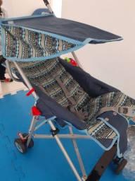 carrinho de passeio slin umbrela