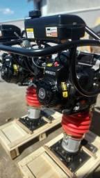 Locação de Compactador de Solo (Sapo) - Á Gasolina