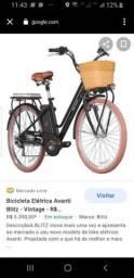 Vendo Bicicleta eléctrica na caixa