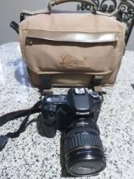 Máquina fotográfica profissional canon eos 40d