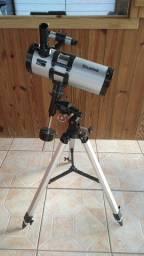 Telescópio Refletor Newtoniano 114mm 1000mm 1000114