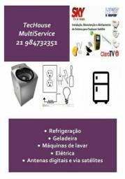 Título do anúncio: Refrigeração Maquinas e instalações