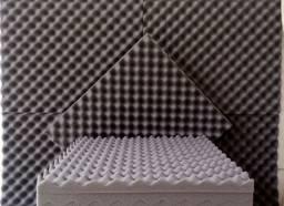 EA Placas Antichamas para isolamento acústico 50 x 44 x 3,5cm