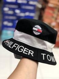 Título do anúncio: Chapéu Bucket Hat  Tommy Hilfiger