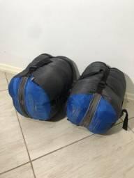 Título do anúncio: 02 sacos de dormir para frio extremo -33C