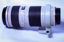 Lente canon 70-200 f4 EXCELENTE ESTADO