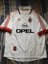 Título do anúncio: Camisa Milan Away 1999/00 - Shevchenko #7