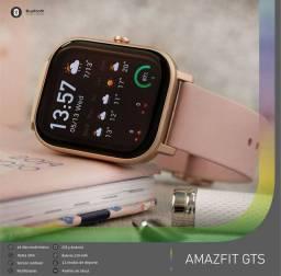 Smartwatch Amazfit gts, versão global, lacrado, você encontra na sararestore ?