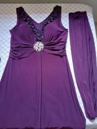 Vendo 2 vestidos de festa tamanho G