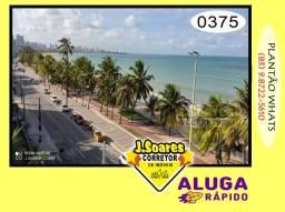 Título do anúncio: Cabo Branco,  Flat Beira mar, 33m², R$ 1.800, Aluguel, João Pessoa, Paraíba