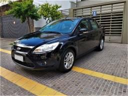 Ford Focus Sedan GLX, 2013, Top, Couro, 68.000km, Ipva 21 Pg, Impecável, Financio