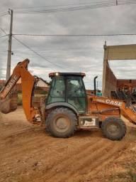 Título do anúncio: Alugo retro escavadeira mensal