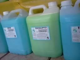 Produtos de limpeza para revenda