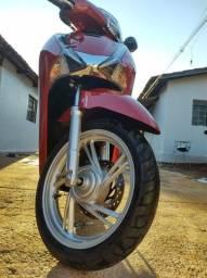 SH Honda  150 cilindradas 19/19