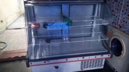 Freezer para bolos!! Em ótimo estado, bem abaixo do preço