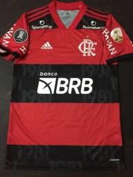 Título do anúncio: Camisa Preparada para Jogo Flamengo 2021