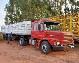 Scania 112 conjunto completo