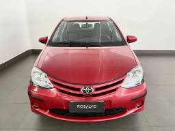 Toyota Etios 1.3 X Único Dono Impecável