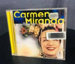 CD Carmem Miranda - O melhor ser Carmen Miranda